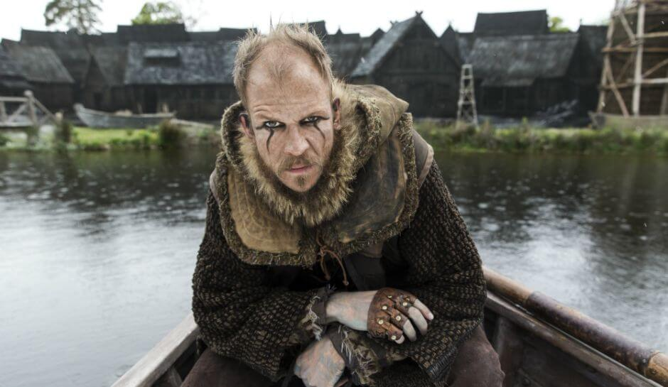 Vikings Floki Kattegat