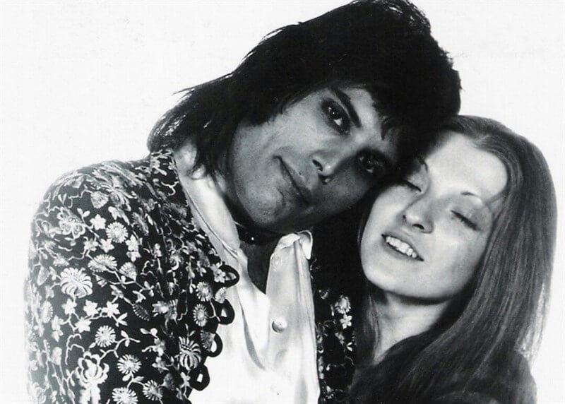 Freddie Mercury Mary Austin