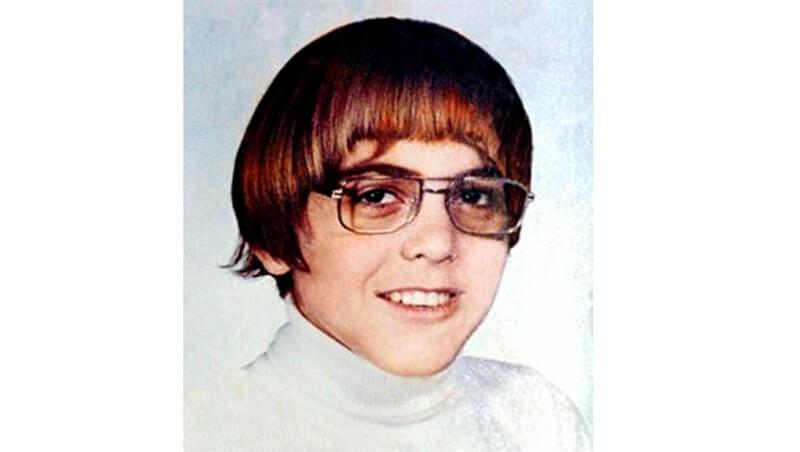 George Clooney çocuk