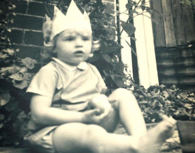 Hugh Jackman çocuk