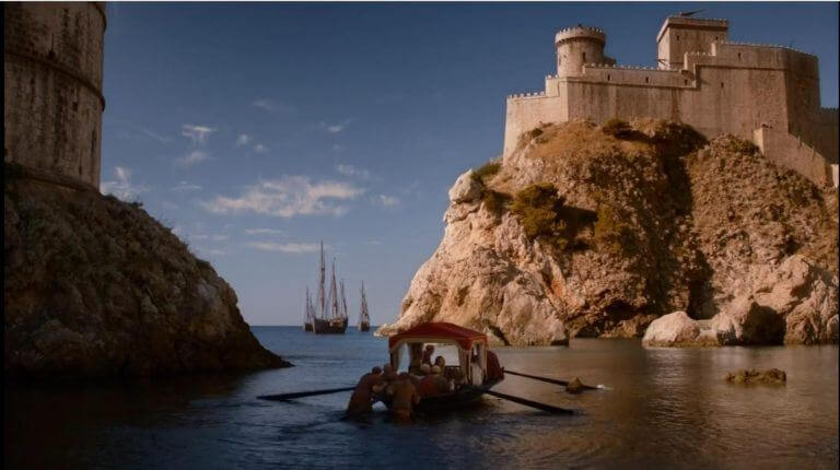 King's Landing Game of Thrones