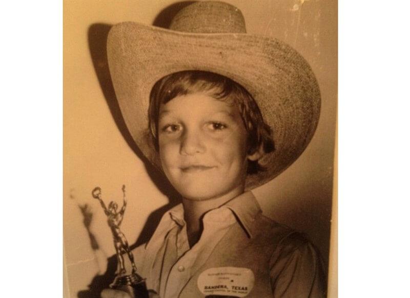 Matthew McConaughey çocuk