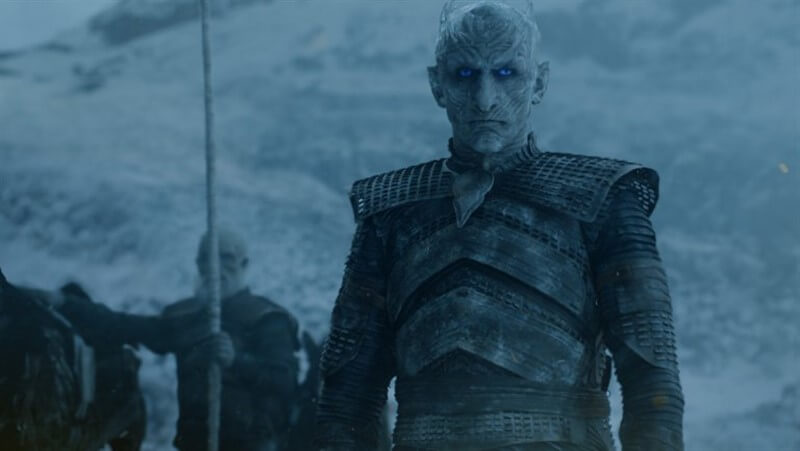 Gecenin Kralı Night King Game of Thrones