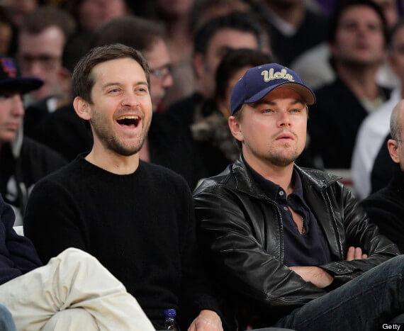 Tobey Maguire Leonardo DiCaprio