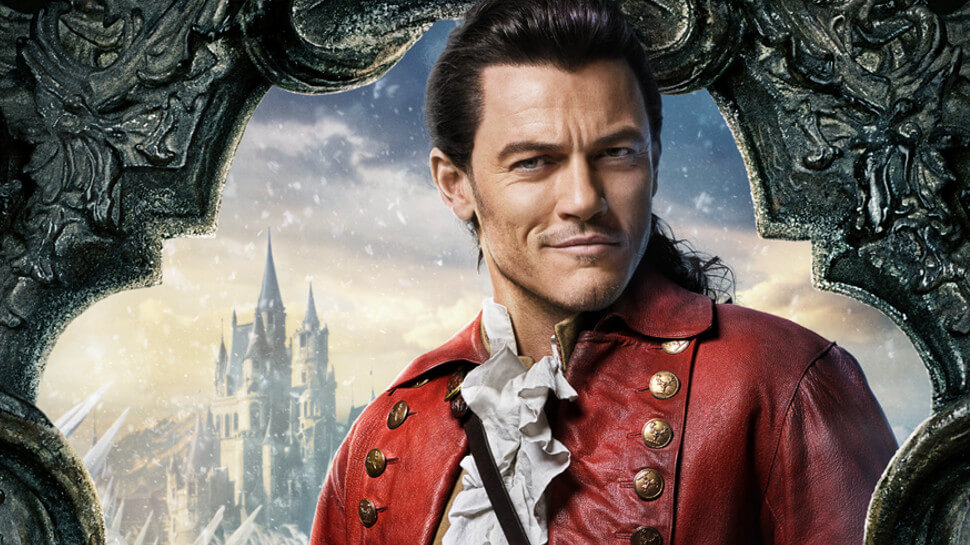 Beauty and the Beast Luke Evans