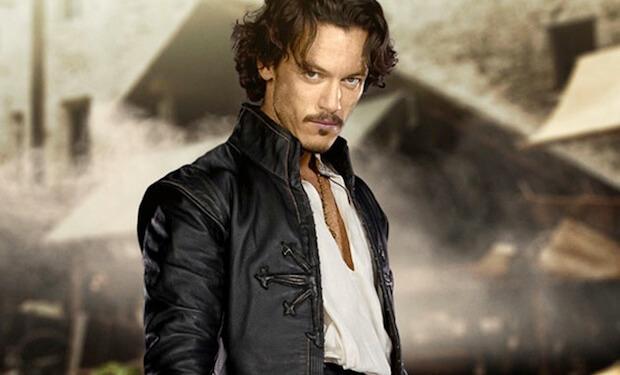 Luke Evans Dracula