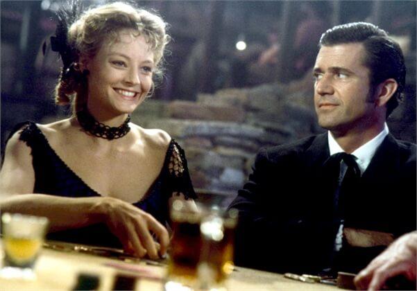 Maverick Jodie Foster Mel Gibson
