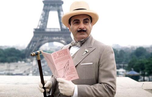Agatha Christie'si Poirot David Suchet