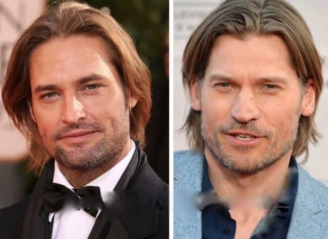 Josh Holloway Nikolaj Coster-Waldau