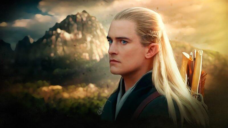 Lord of The Rings Legolas Greenleaf Orlando Bloom
