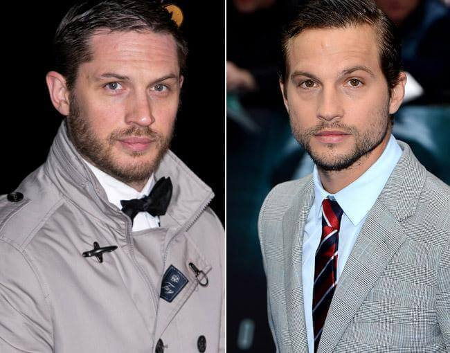 Tom Hardy Logan Marshall