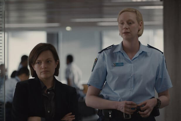 Top of the Lake Elisabeth Moss Gwendoline Christie