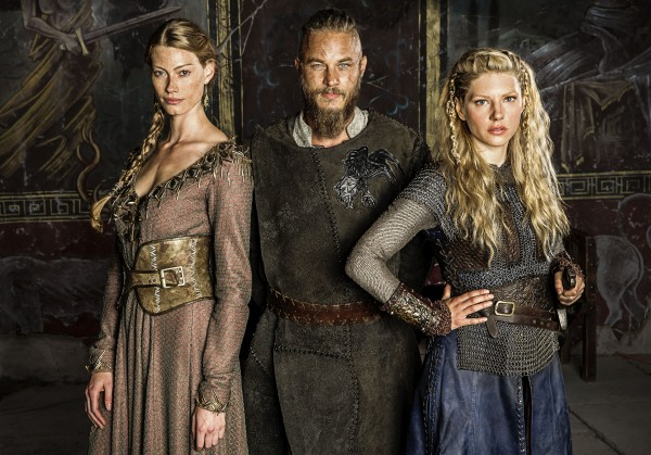 Vikings Aslaug Ragnar Lagertha
