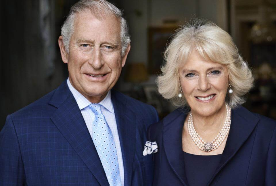 The Crown Camilla Parker Prens Charles