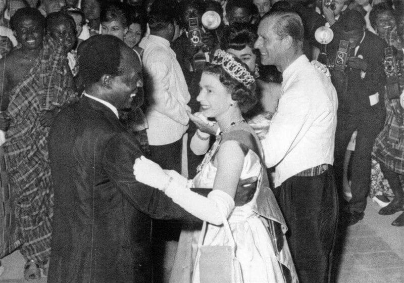 Kwame Nkrumah Elizabeth