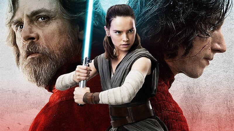 Star Wars The Last Jedi Son Jedi
