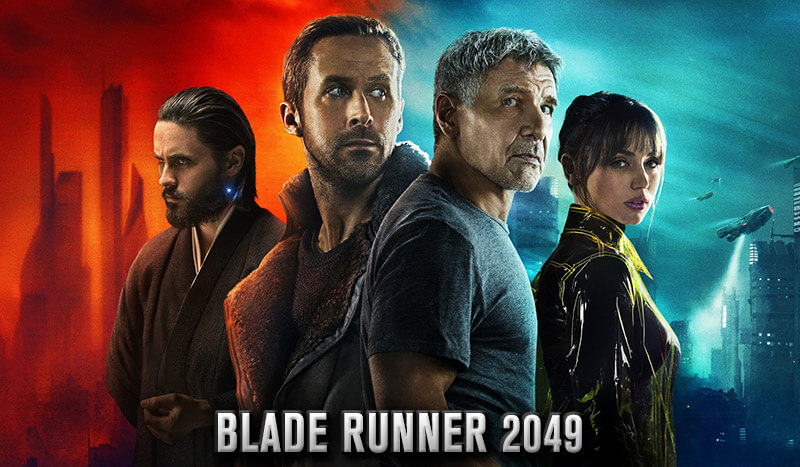 Blade Runner 2029 Harrison Ford Ryan Gosling