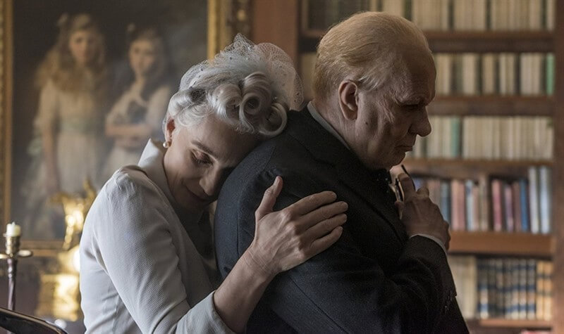 Darkest Hour Gary Oldman Kristin Scott Thomas