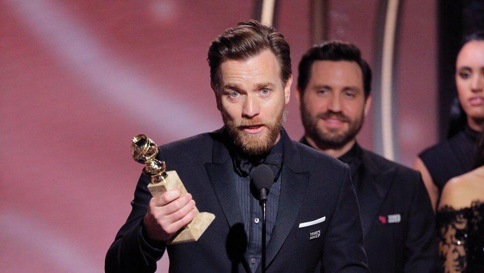 Ewan McGregor Altın Küre
