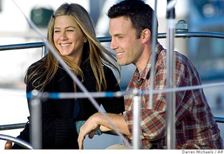 Jennifer Aniston Ben Affleck