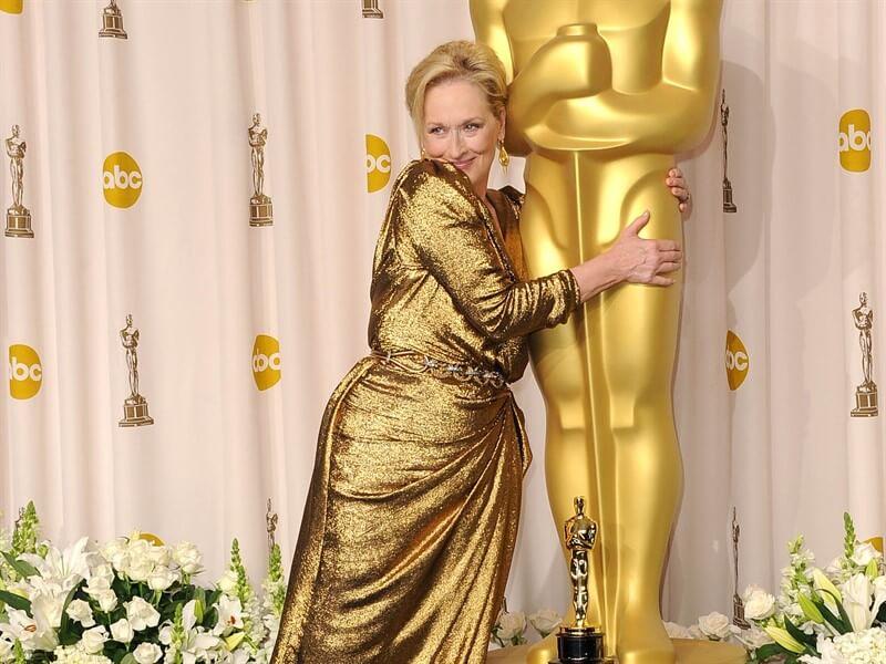 Meryl Streep Oscar