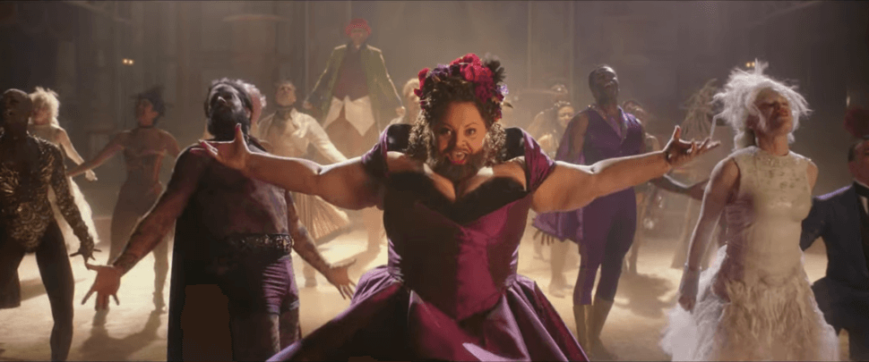 The Greatest Showman Keala Settle