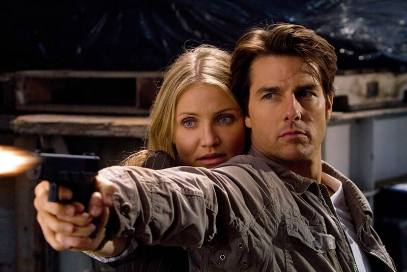 Knight and Day Tom Cruise Cameron Diaz