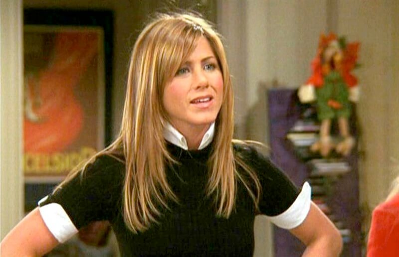 Friends Rachel Green Jennifer Aniston