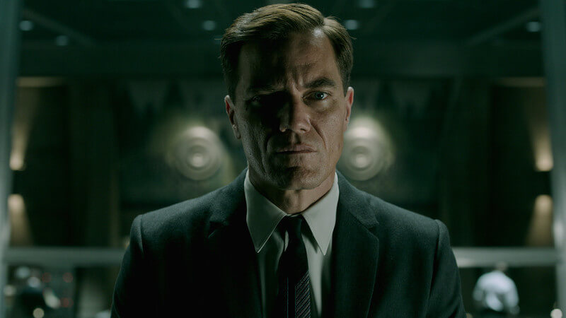 The Shape of Water Michael Shannon