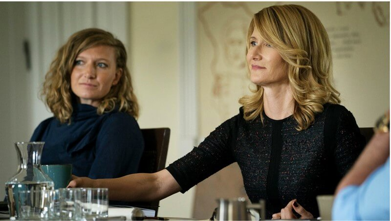 Big Little Lies Renata Klein Laura Dern