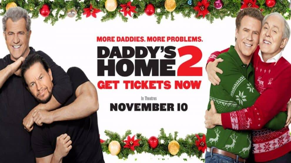 Daddy's Home 2 Mel Gibson