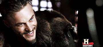 Ragnar Lothbrok Vikings Travis Fimmel