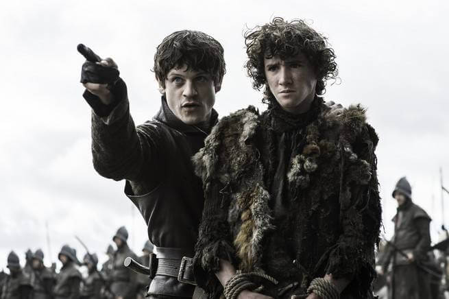 Ramsay Bolton Rickon Stark Game of Thrones