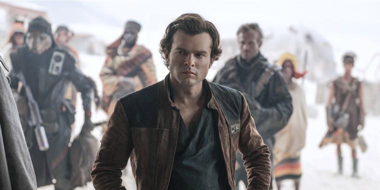 Han Solo Bir Star Wars Hikayesi