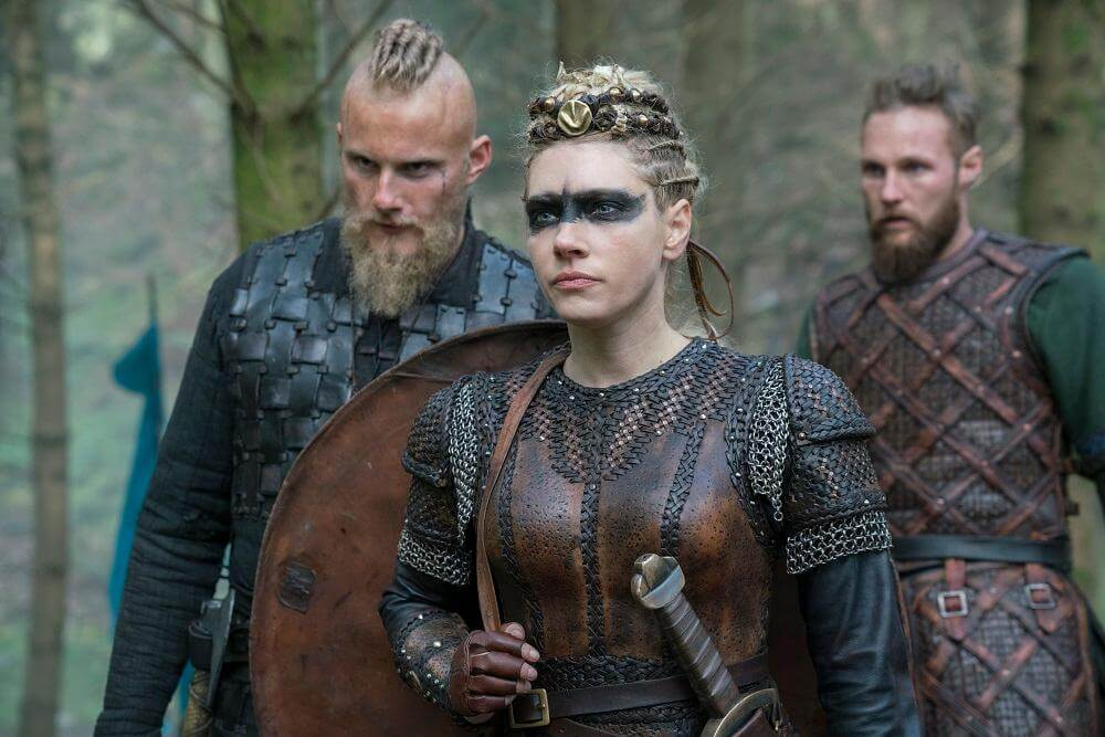 Vikings Lagertha Katheryn Winnick