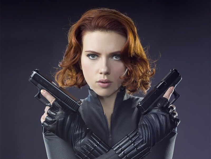 Avengers Infinity War Scarlett Johansson