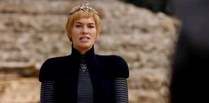 Game of Thrones Cersei Lanniste
