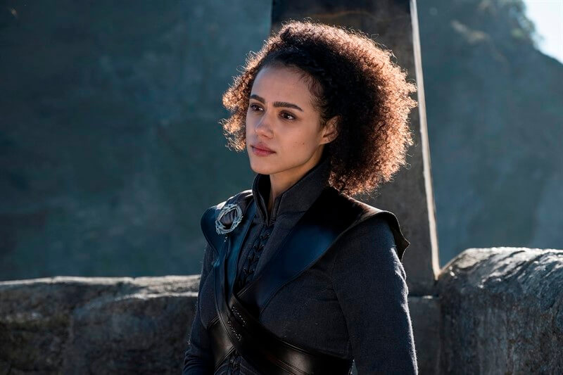 Game of Thrones Missandei Nathalie Emmanuel