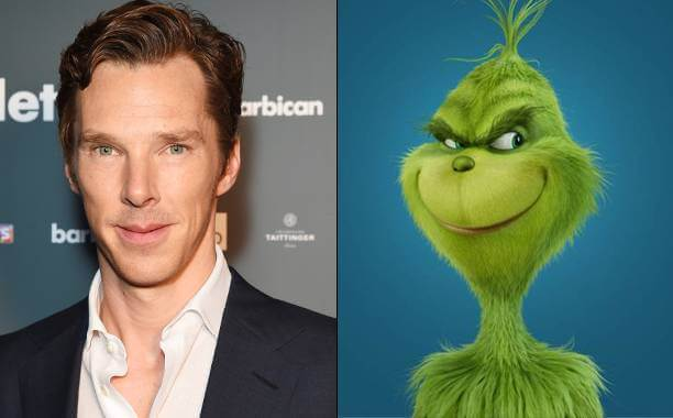Grinch Benedict Cumberbatch