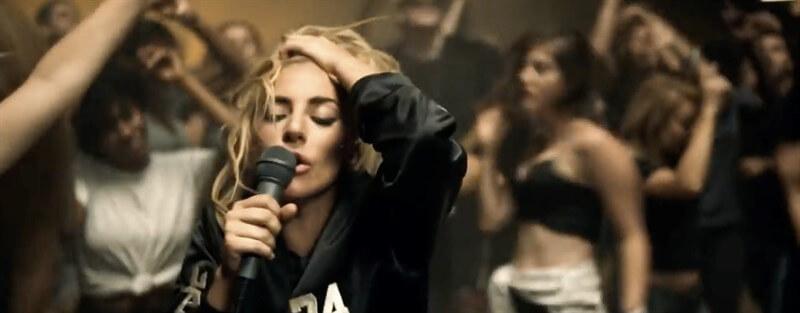 A Star İs Born Bir Yıldız Doğuyor Lady Gaga
