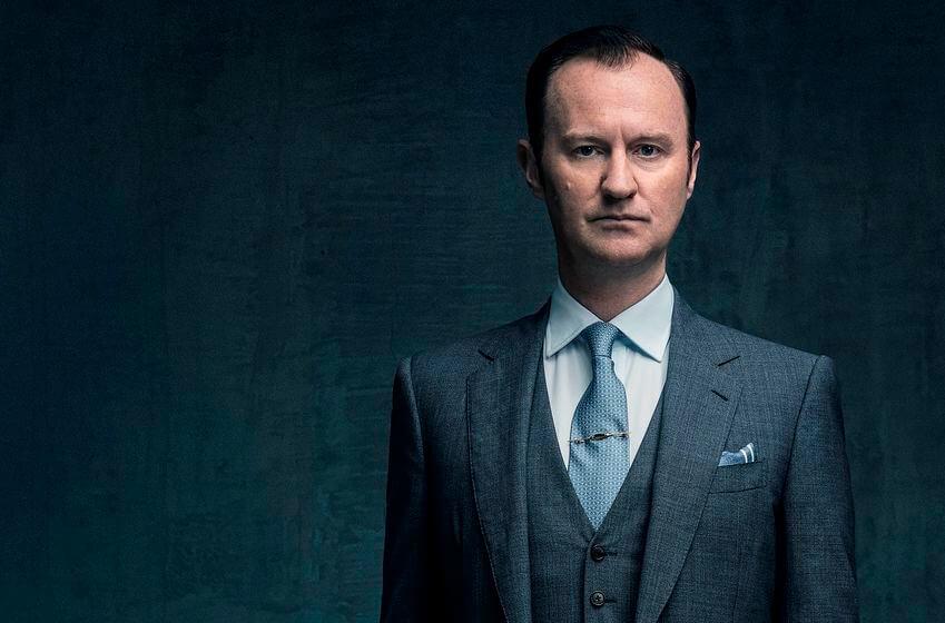 Mark Gatiss Sherlock Mycroft Holmes
