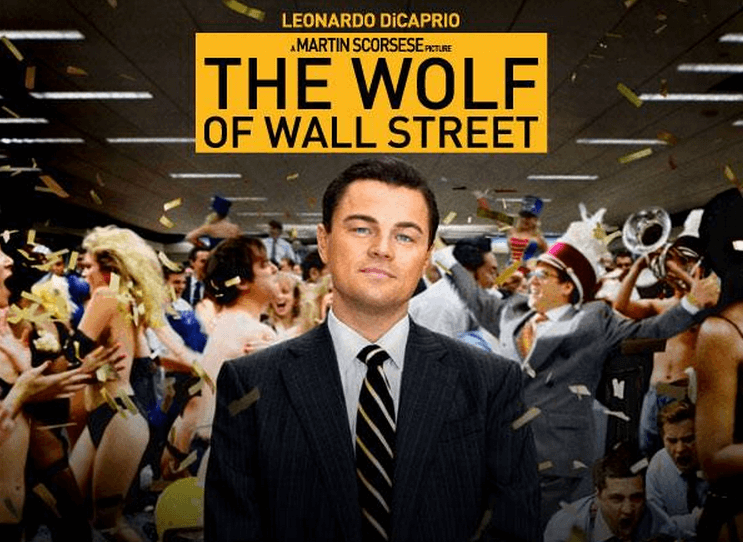 The Wolf of Wall Street Para Avcısı Leonardo DiCaprio