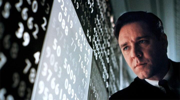 A Beautiful Mind Akıl Oyunları Russell Crowe