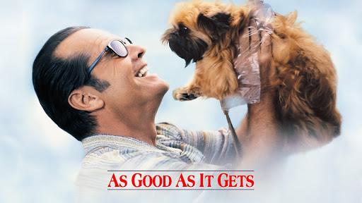 Benden Bu Kadar As Good As It Gets Jack Nicholson