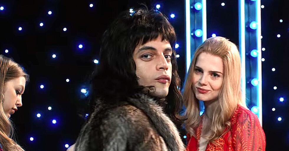 Bohemian Rhapsody Rami Malek Lucy Boynton