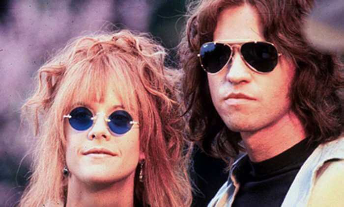 The Doors Val Kilmer Meg Ryan