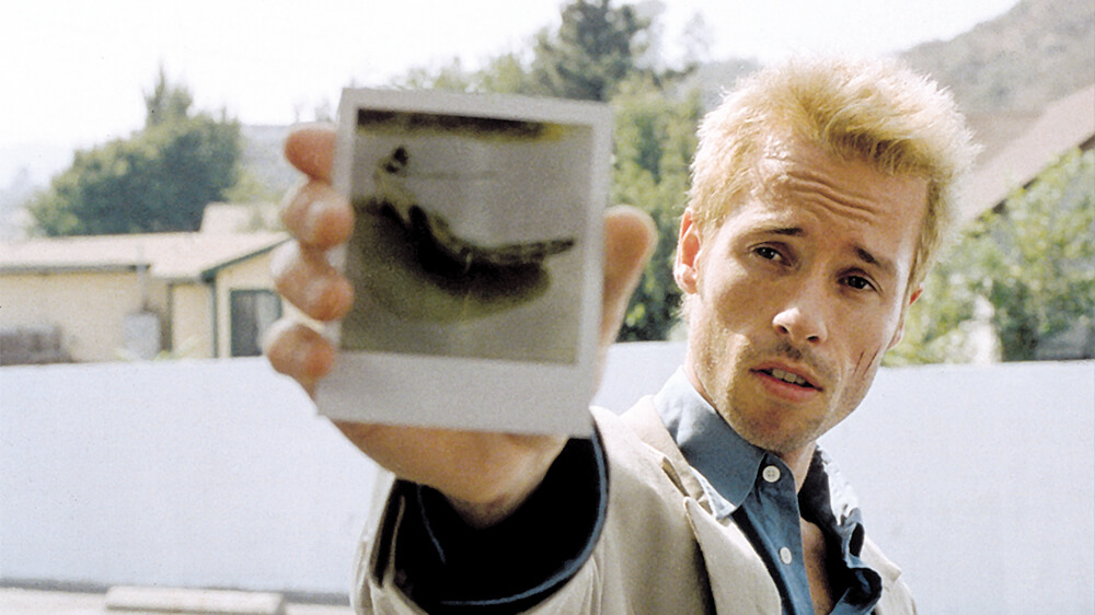 Memento Akıl Defteri Guy Pearce