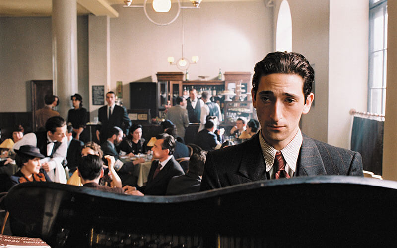 Piyanist The Pianist Adrien Brody