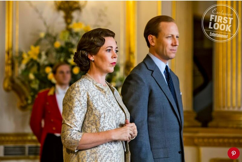 The Crown Olivia Colman Tobias Menzies