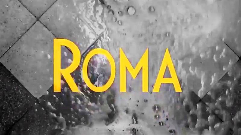 Roma film Alfonso Cuaron